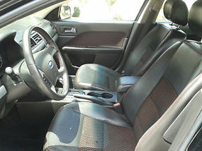2008 Ford Fusion SE Sedan 4-Door 2.3L image 1