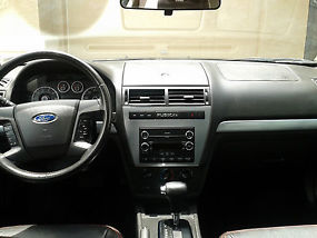 2008 Ford Fusion SE Sedan 4-Door 2.3L image 3