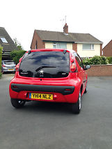 Peugeot 107 Allure new condition low mileage [120 miles] image 2