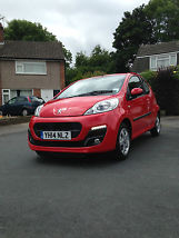 Peugeot 107 Allure new condition low mileage [120 miles] image 6