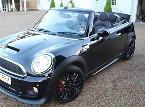 Mini convertible john cooper works (turbo) image 6