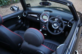 Mini convertible john cooper works (turbo) image 7