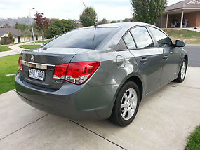 Holden JG Cruze CD Diesel - LOW KMS- 2010 model image 2