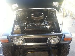 TOYOTA LANDCRUISER FJ40 V8 SWB plus heaps extras! FJ42 BJ40 FJ45 1978 REDUCED!! image 3