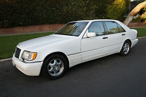 1997 Mercedes S420 Low Miles Well Maintained image 1