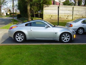 350Z Touring Coupe 2-Door 2003 Nissan VIN #19 Collectible - 19th Production Made image 1