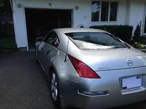350Z Touring Coupe 2-Door 2003 Nissan VIN #19 Collectible - 19th Production Made image 2