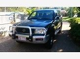 Toyota Landcruiser GXL (4x4) (2002) 4D Wagon 4 SP Automatic 4x4 (4.5L - Multi...