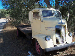 1947 DODGE COE / CAB OVER ENGINE MODEL WFM38