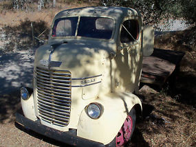 1947 DODGE COE / CAB OVER ENGINE MODEL WFM38 image 1