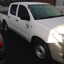 Toyota Hilux 2010 Workmate