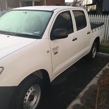 Toyota Hilux 2010 Workmate  image 8