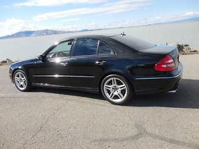 2006 mercedes benz e55 amg 469 horsepower v8 kompressor. Black Bedroom Furniture Sets. Home Design Ideas