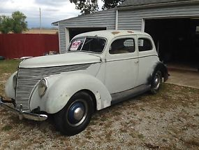1938 ford 2 door original sedan for 1938 ford 4 door sedan