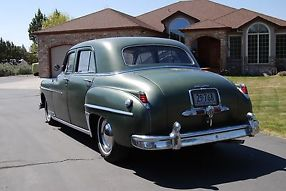 1949 Desoto Custom Sedan ..NICE Original Ready To Cruise... RUSTFREE image 3