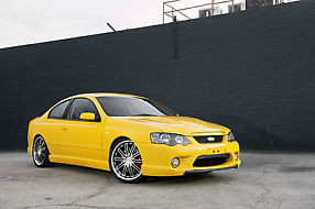 Ford Ba Xr8 2dr Coupe Ultra Rare One Of Only 2 Ever Made