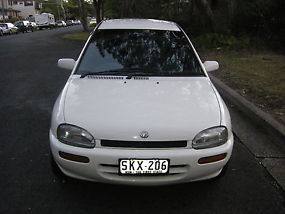 1995 MAZDA 121 BUBBLE 1.5L 5 SPEED MANUAL image 4