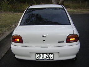 1995 MAZDA 121 BUBBLE 1.5L 5 SPEED MANUAL image 5
