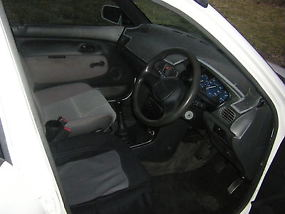1995 MAZDA 121 BUBBLE 1.5L 5 SPEED MANUAL image 8