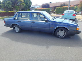 VOLVO 740 GL 1990 ONE OWNER 113K 2