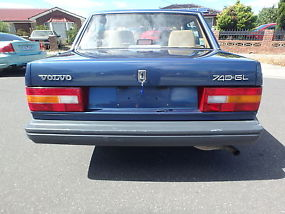 VOLVO 740 GL 1990 ONE OWNER 113K 2 image 3