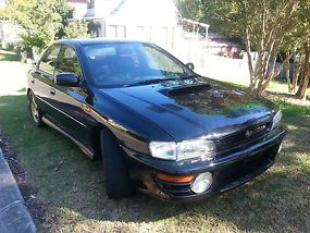 WRX 1998 sedan, Full engine out Custom repaint by fully licenced Smash Repairs  image 5