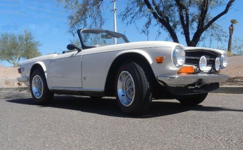 1974  TR-6 Roadster