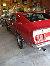 1969 Ford Mustang Mach 1 Sports Roof Rare S-Code image 1