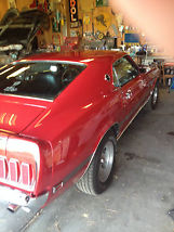1969 Ford Mustang Mach 1 Sports Roof Rare S-Code image 3