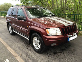 JEEP GRAND CHEROKEE 4.7 V8MULTIPOINT AUTOMATIC LPG CONVERSION