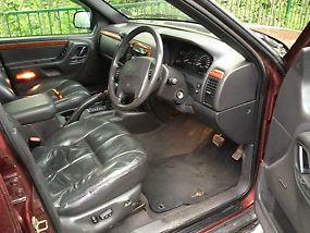 JEEP GRAND CHEROKEE 4.7 V8MULTIPOINT AUTOMATIC LPG CONVERSION image 5
