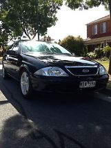 Ford Fairmont (2000) 4D Sedan 4 SP Automatic (4L - Multi Point F/INJ) 5 Seats