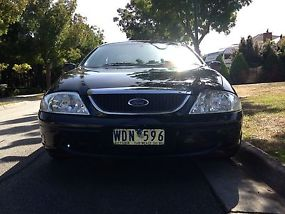 Ford Fairmont (2000) 4D Sedan 4 SP Automatic (4L - Multi Point F/INJ) 5 Seats image 1