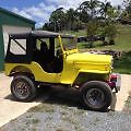 Willys Jeep CJ3B image 3