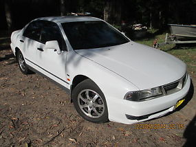 NO RESERVE , SWAP TRADEMitsubishi Magna ADVANCE (1999) 4D Sedan 4 SP auto image 7