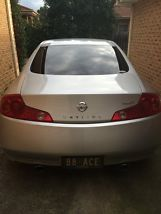 2003 Nissan Skyline 350GTCoupe V35- 9 Months Rego and RWC- EXTRAS- LOW KLMS!!! image 2