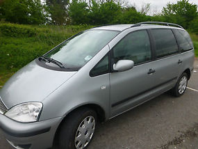 FORD GALAXY TDI 7 SEATS 54 PLATE
