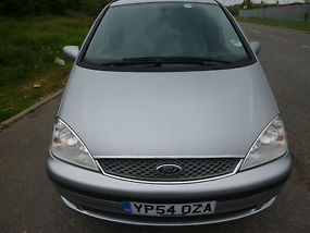 FORD GALAXY TDI 7 SEATS 54 PLATE image 1