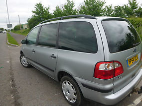 FORD GALAXY TDI 7 SEATS 54 PLATE image 3