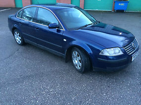 52 2002 Vw Passat 1.9 Tdi 130 BHP . 6 Gear !no SWAP