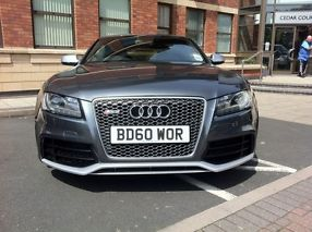 Audi RS5 4.2FSi S Tronic 1 owner  image 1