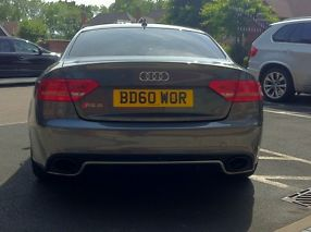 Audi RS5 4.2FSi S Tronic 1 owner  image 5