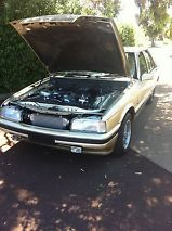 ford turbo xf fairmont ghia intercooled carby 1987 sleeper xd xe xc 250 falcon