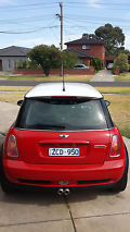 MINI Cooper S (2003) 2D Hatchback 6 SP Manual (1.6L - Supercharged MPFI) 4 Seats image 1