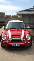 MINI Cooper S (2003) 2D Hatchback 6 SP Manual (1.6L - Supercharged MPFI) 4 Seats image 3