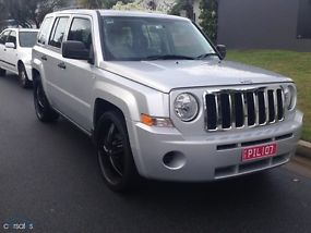 Jeep Patriot Sport (2007) 4D Wagon Continuous Variable (2.4L - Multi Point...