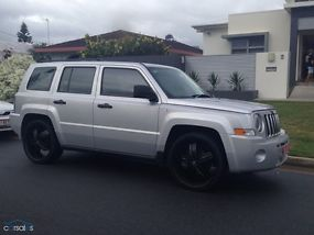 Jeep Patriot Sport (2007) 4D Wagon Continuous Variable (2.4L - Multi Point... image 4