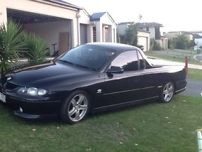 Holden Commodore (2001) Ute 4 SP Automatic (3.8L - Multi Point F/INJ) 2 Seats image 3