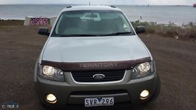 2004 Ford Territory WILL SWAP image 1