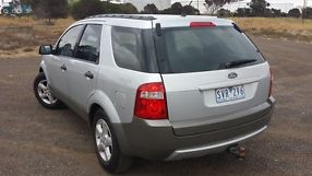 2004 Ford Territory WILL SWAP image 2